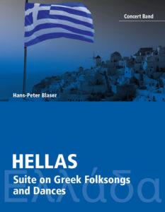 Hellas Suite - Werke und Ausgaben von Hans-Peter Blaser